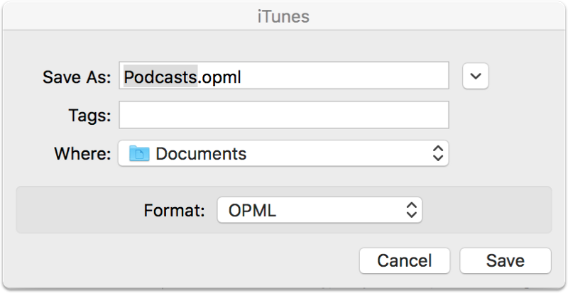 How to import all of your podcasts from iTunes/Apple